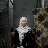 Mounira Mohamad in Syrie